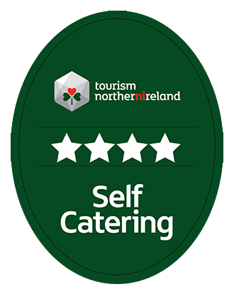 Tourism Northern Ireland 4 star accommodation